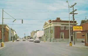 Main Street , FORT FRANCES , Ontario , Canada , 50-60s