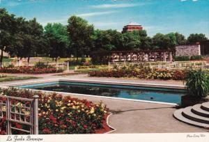 Canada Montreal The Botanical Garden