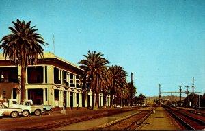 California Needles Railroad Depot