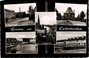 CPA Groeten uit Leidschendam. NETHERLANDS (714189)