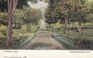 PETERBOROUGH, Ontario, Canada, 1900-10s; Victoria Park