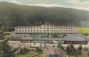 WHITE MOUNTAINS, New Hampshire , 00-10s ; Fabyan House