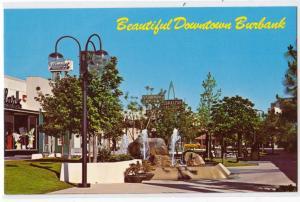 Downtown, Burbank CA