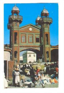 Haiti - Iron Market, Port-au-Prince, PU-1956