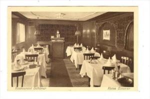 Restaurant Schoner, WIEN VII., Austria, 1910s