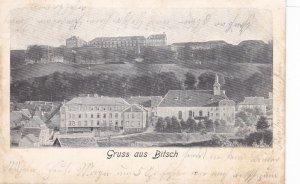 Gruss aus Bitsch ,Moselle, France, PU-1904