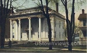 Colonial Club Johnstown NY 1907