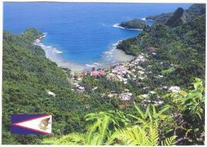 Afono, American Samoa, 1980-1990s