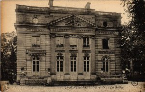 CPA MONTMORENCY - La Mairie (107166)