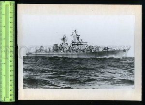 230339 USSR LENINGRAD NAVAL FLETT ship Old photo