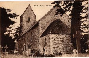 CPA  Hyenville - L'Eglise  (246023)