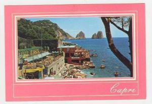 Capri, Italy, 50-70s   Marine Piccola