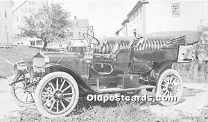 The Community's First Auto 1908 Selden produced 1974 Sabbathday Lake, ME, USA...