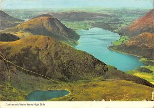 B97358 crummock water from high stile   uk