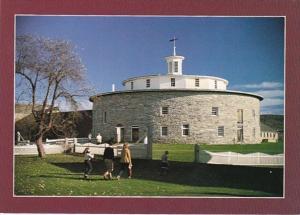 Massachusetts Pittsfield The Round Stone Dairy Barn