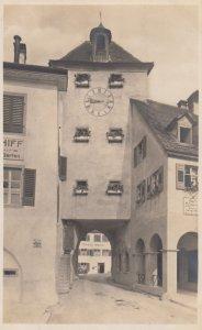 RP: MEERSBURG a./B. , Germany , 1910-30s ; Unterstadt Tor