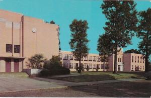 McCOMB , Mississippi, 50-60s ; Gibson High School