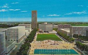 Canada Proposed Civic Centre Park Edmonton Alberta