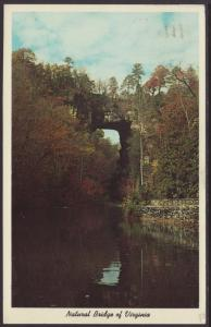 Natural Bridge,VA Postcard BIN