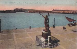TOULON, Var, France, 1900-1910´s; Carre Du Port, Le Genie Maritime