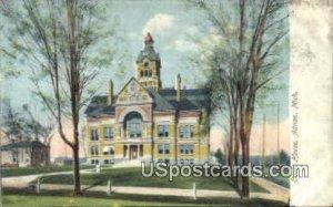 Court House in Adrian, Michigan