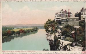Bluffs of the Tennessee River , CHATTANOOGA , Tennessee ; PU-1909