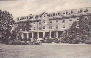 Maryland Frederick Meyran Hall One of The Large Dormitory at Hood College Alb...