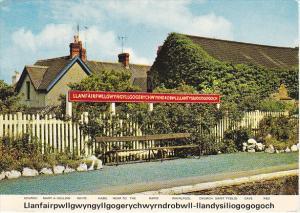 North Wales Railway Platform Railway Museum at Penrhiyn Castle Bangor
