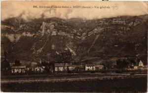 CPA Env. d'AIX-les-BAINS - Mery - Vue générale (438466)