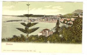 Menton, France, 1890s