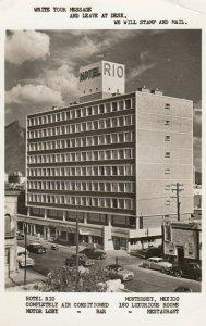 RP: MONTERREY, N.L. , Mexico, 1930-40s ; Hotel Rio