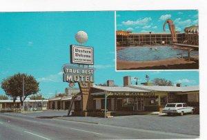 Texas Amarillo True Rest Motel sk7190