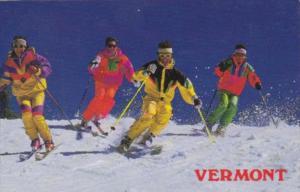 Vermont Skiing In Vermont