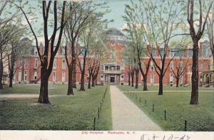 New York Rochester City Hospital 1909