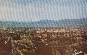 Pocatello Industrail Center And Railroad Hub Of Idaho Pocatello Idaho