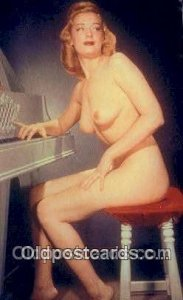 Reproduction Nude, Risque Unused