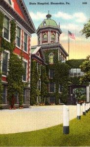 Pennsylvania Shamokin State Hospital