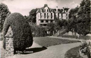 France -  Bagnoles-de-L'Orne.  Hotel Cordier   RPPC