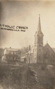 RP: HARRIETTSVILLE , Ohio, 1901-07 ; Catholic Church