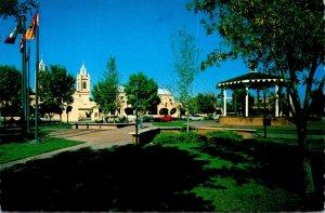 New Mexico Albuquerque Old Town Plaza