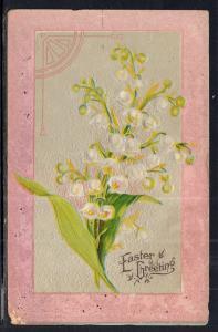 Easter Greetings Flowers BIN