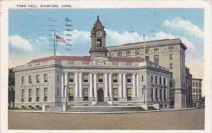 Connecticut Stamford Town Hall