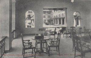 MANILA, Philippine Islands,1900-10s; Men's Loggia, Manila Hotel