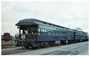 Open End Observation Car built by Pullman