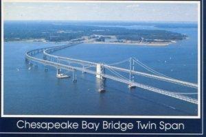 DELAWARE - Route 50-301 Bay Bridge