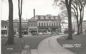 RP: BARABOO , Wis. , 1930-40s ; Warren House