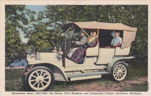 Michigan Dearborn Mannheim Benz 1905-1909 Henry Ford Museum Greenfield Villag...