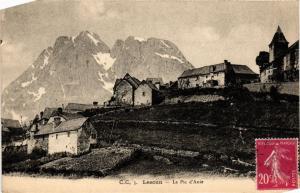 CPA  Lescun - Le Pie d'Anie (171871)