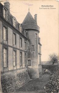 BF7690 les fosses du chateau malesherbes france       France