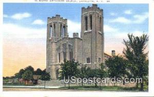 Dilworth Methodist Church Charlotte NC Unused